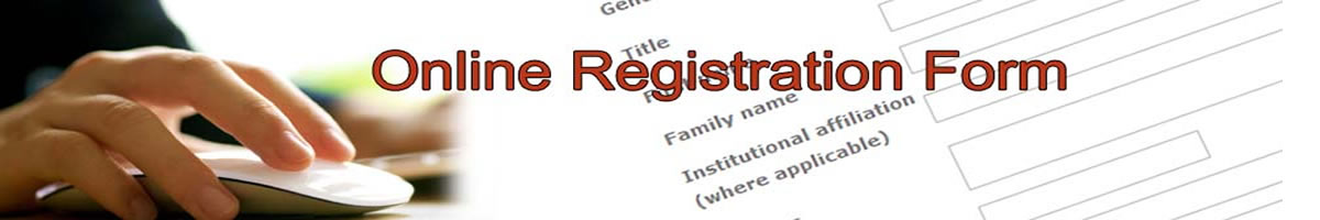 registrtaion form